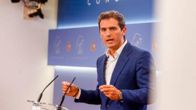 Albert Rivera. | E.P.