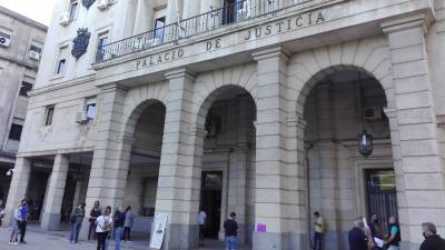 Audiencia de Sevilla. | EUROPA PRESS